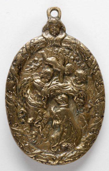 Luis Alba - Medalla de la Virgen del Sagrario - 231 reverso