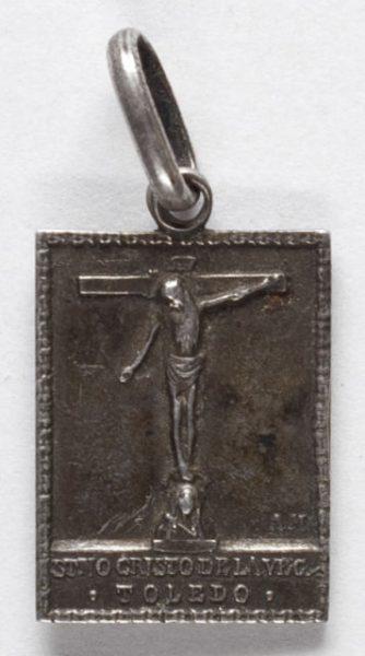 Luis Alba - Medalla de la Virgen del Sagrario - 232 reverso