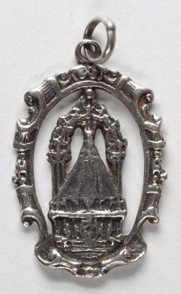 Luis Alba - Medalla de la Virgen del Sagrario - 233 anverso