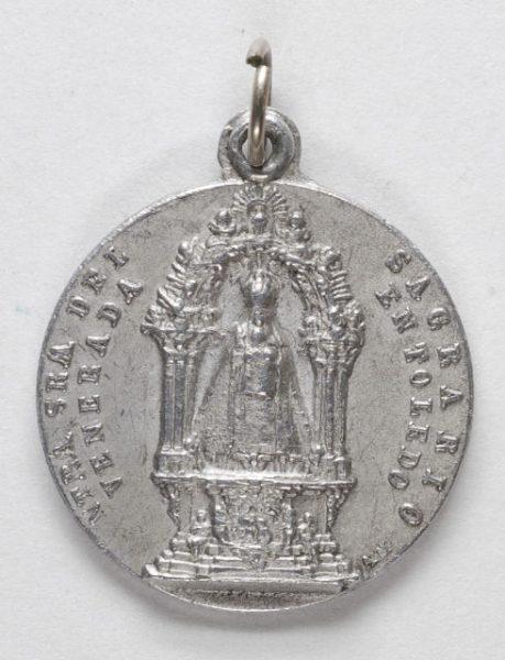 Luis Alba - Medalla de la Virgen del Sagrario - 234 anverso