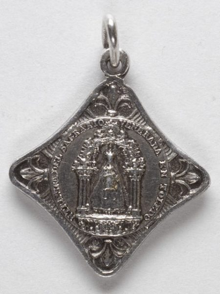 Luis Alba - Medalla de la Virgen del Sagrario - 235 anverso