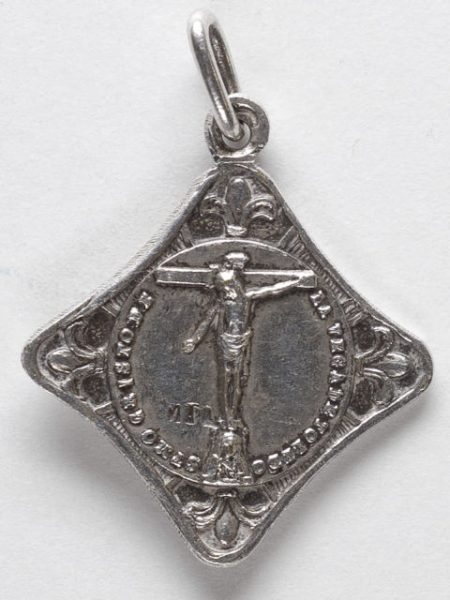 Luis Alba - Medalla de la Virgen del Sagrario - 235 reverso