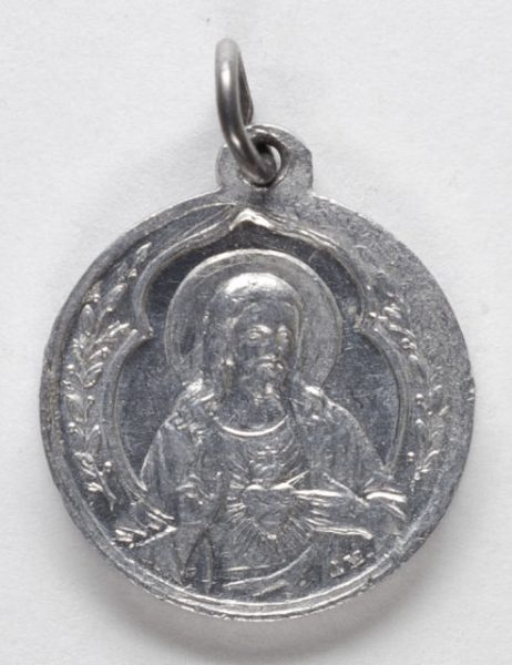 Luis Alba - Medalla de la Virgen del Sagrario - 238 reverso