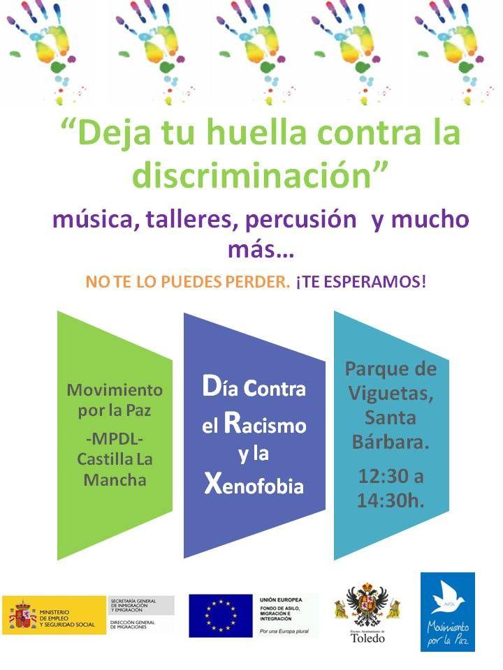 Día Contra el Racismo y la Xenofobia