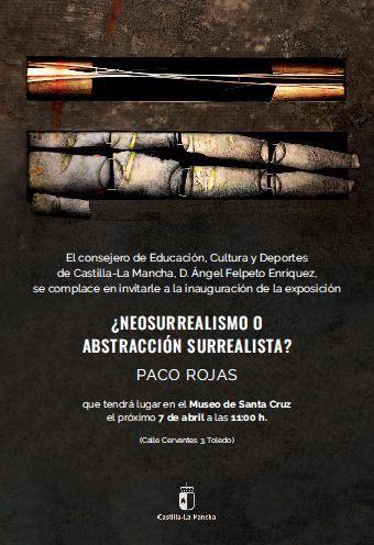 Inauguración exposición Francisco Rojas
