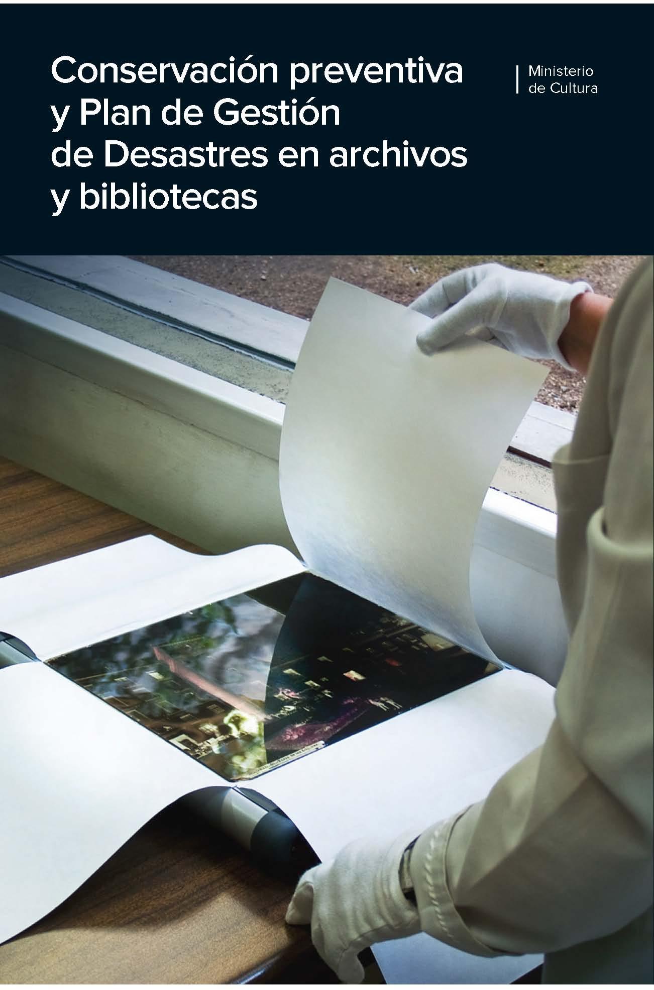 Pages from Conservacion Libros y Documentos Plan Emergencias