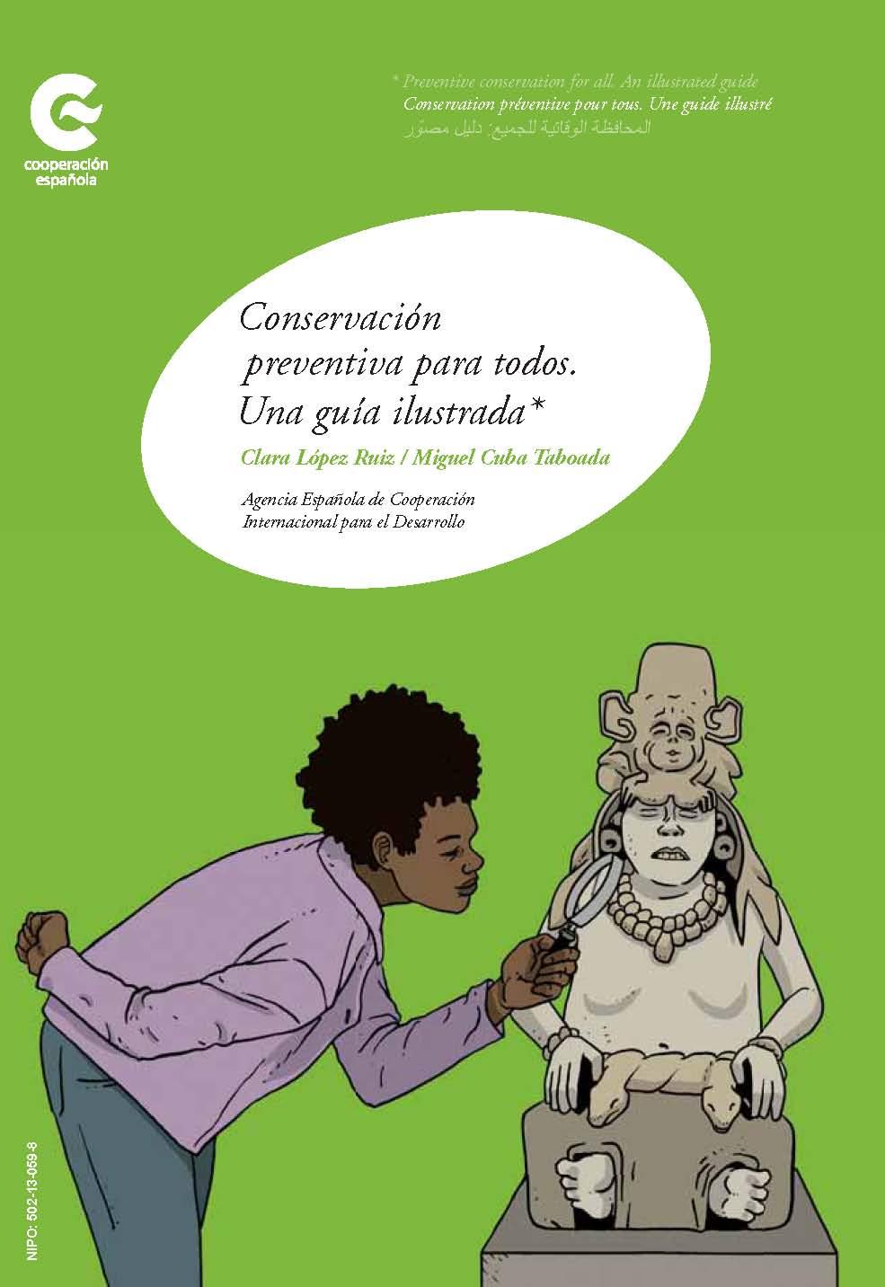 Pages from Conservación Preventiva para todos una guía ilustrada