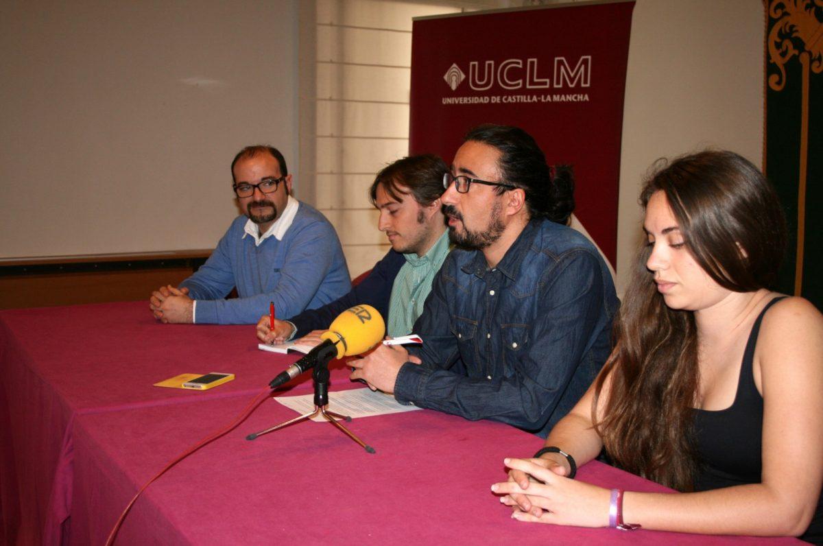 http://www.toledo.es/wp-content/uploads/2017/03/prensacion-dia-campus-00-1200x796.jpg. El 'Entre Lunas' lleva la radio en directo de 'Los 40' a la celebración del 'Día del Campus de Toledo' en la Fábrica de Armas