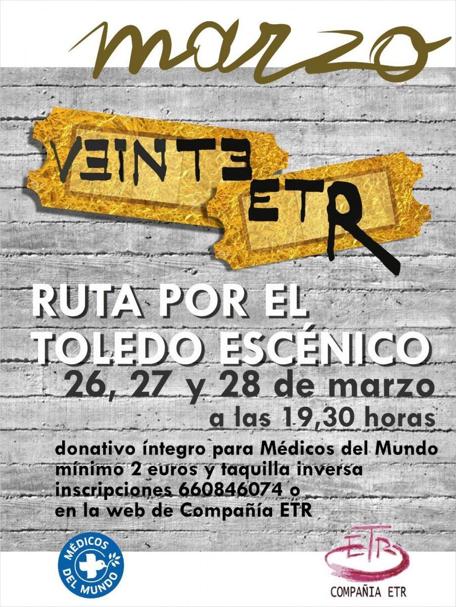 Ruta Teatralizada por el Toledo Escénico