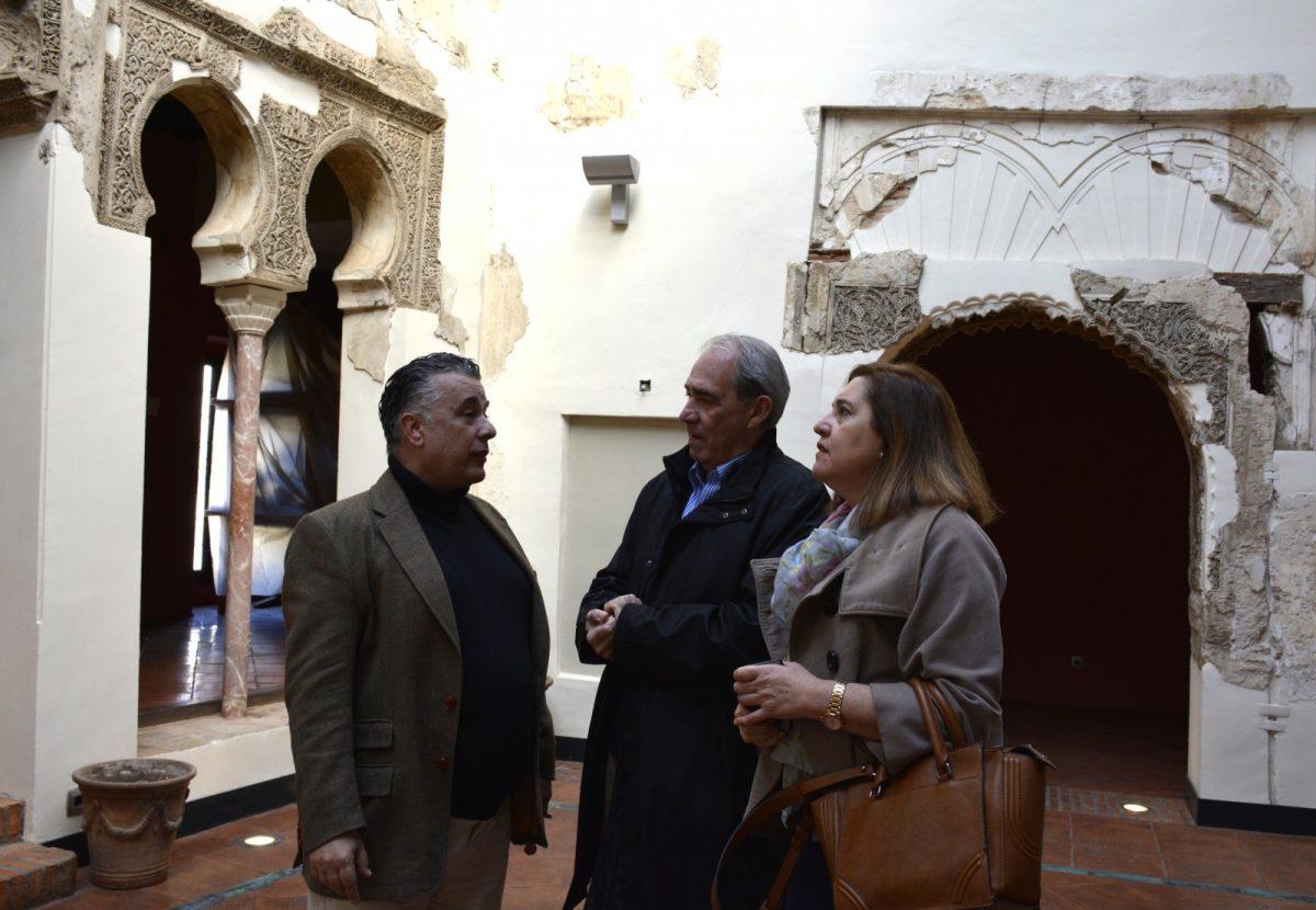"""http://www.toledo.es/wp-content/uploads/2017/03/visita-casa-temple-1200x830.jpg. Jornada gratuita de puertas abiertas en """"la casa más antigua mejor conservada de Toledo"""", el sábado en el Palacio del Temple"""