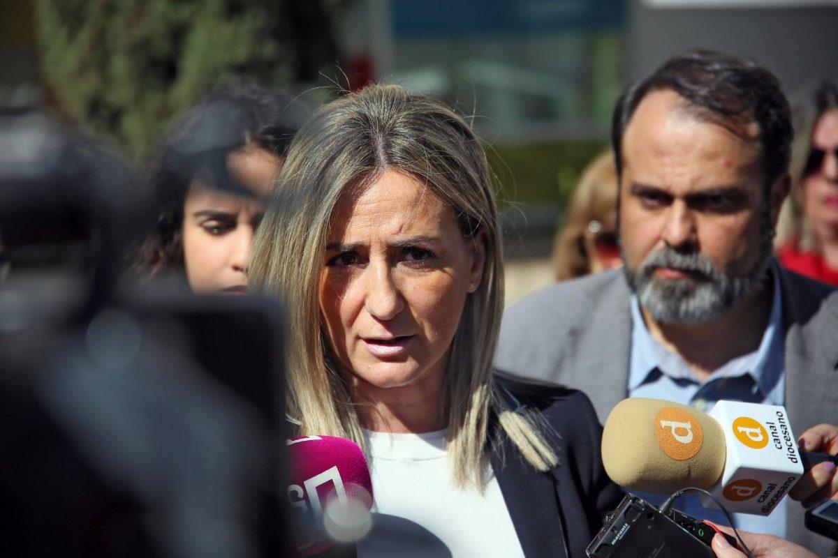 Milagros Tolón se reunirá el próximo martes con el presidente de la CHT para reivindicar la situación del río Tajo a su paso por Toledo