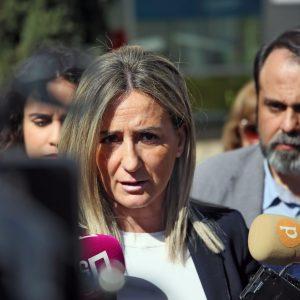 ilagros Tolón se reunirá el próximo martes con el presidente de la CHT para reivindicar la situación del río Tajo a su paso por Toledo