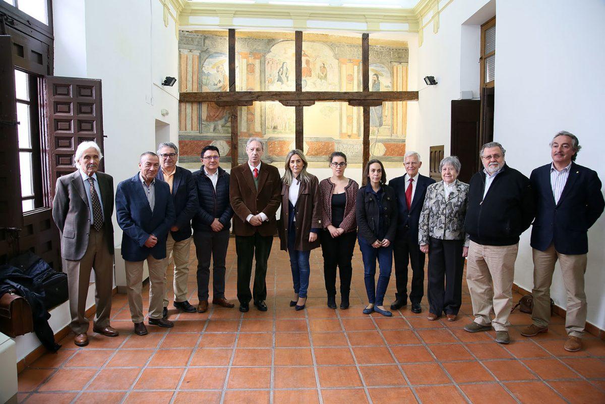 Tras su remodelación, la alcaldesa propone que la antigua Escuela Municipal de Música se denomine Centro Cultural Cisneros
