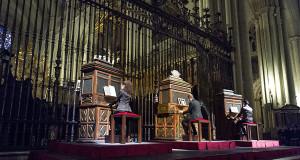 https://www.toledo.es/wp-content/uploads/2017/04/batalla-de-organos-2-300x1601.jpg. Edición del Festival de Música El Greco en Toledo