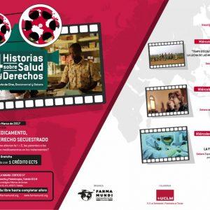 """l Ayuntamiento colabora con Farmamundi y la Escuela de Enfermería y Fisioterapia en el ciclo de cine """"Salud y derechos"""""""