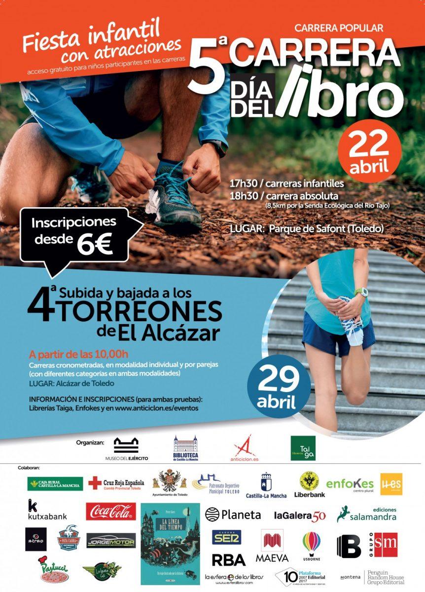 https://www.toledo.es/wp-content/uploads/2017/04/cartel_carrera_libro_2017-862x1200.jpg. 5ª Carrera Popular Día del Libro 22 de abril
