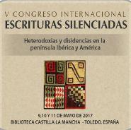V CONGRESO INTERNACIONAL ESCRITURAS SILENCIADAS
