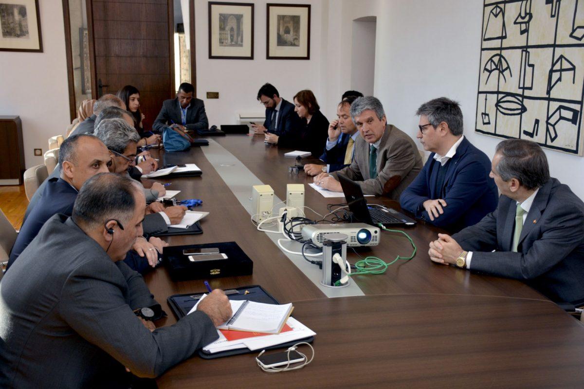 El Ayuntamiento colabora con el Gobierno de Jordania en un programa de cooperación sobre participación y transparencia