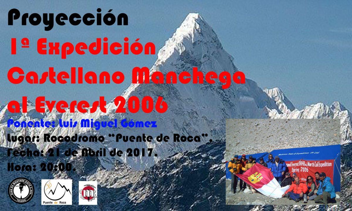 Expedición Castellano-Manchega al Everest