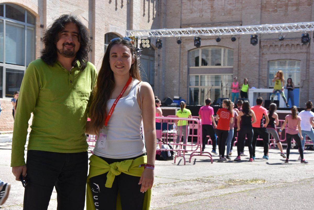 Los universitarios de Toledo celebran el I Día del Campus con actividades que han contado con la colaboración del Ayuntamiento