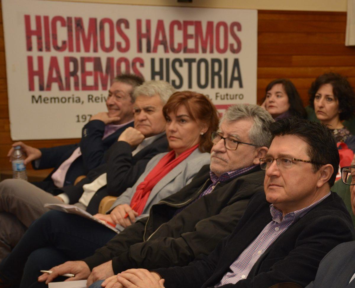 """Gobierno local participa en el X Congreso regional de la Federación de Enseñanza de CCOO y destaca la """"función esencial"""" que realiza"""