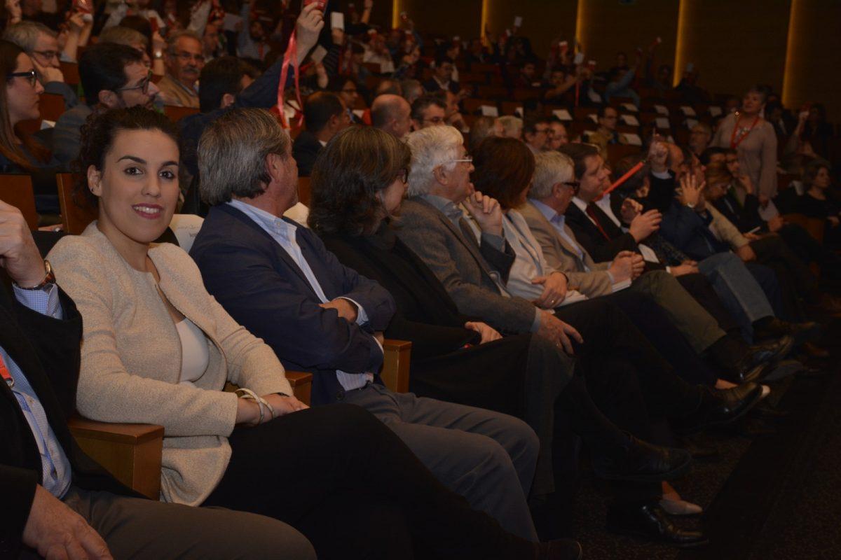 El Gobierno local respalda al sindicato CCOO en el Congreso en el que tendrá lugar el relevo en la Secretaría Regional