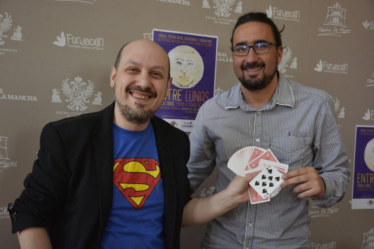 http://www.toledo.es/wp-content/uploads/2017/04/dsc1841-1200x800.jpg. 'Toledo Ilusión 2017' se celebrará del 1 al 4 de junio, contará una gala extra y la participación destacada de Juan Tamariz