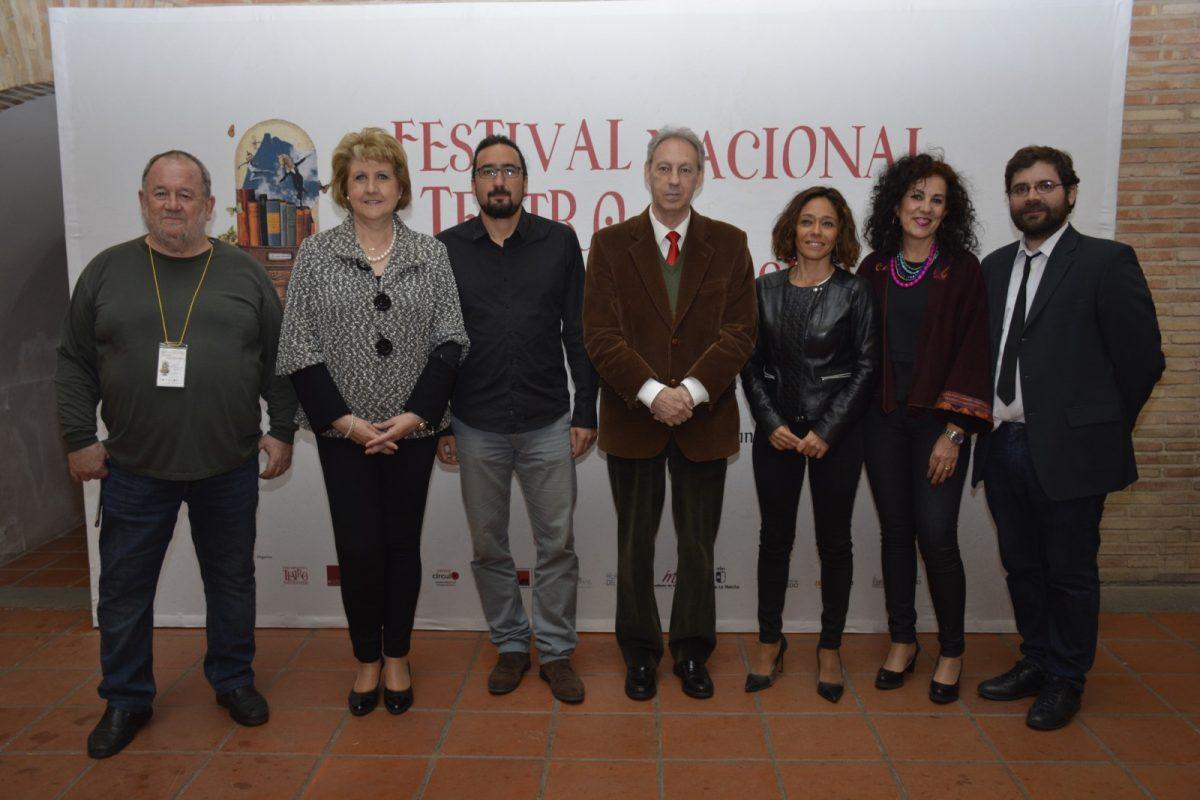El Ayuntamiento respalda el II Festival Nacional de Teatro Universitario que se celebra en Toledo este fin de semana
