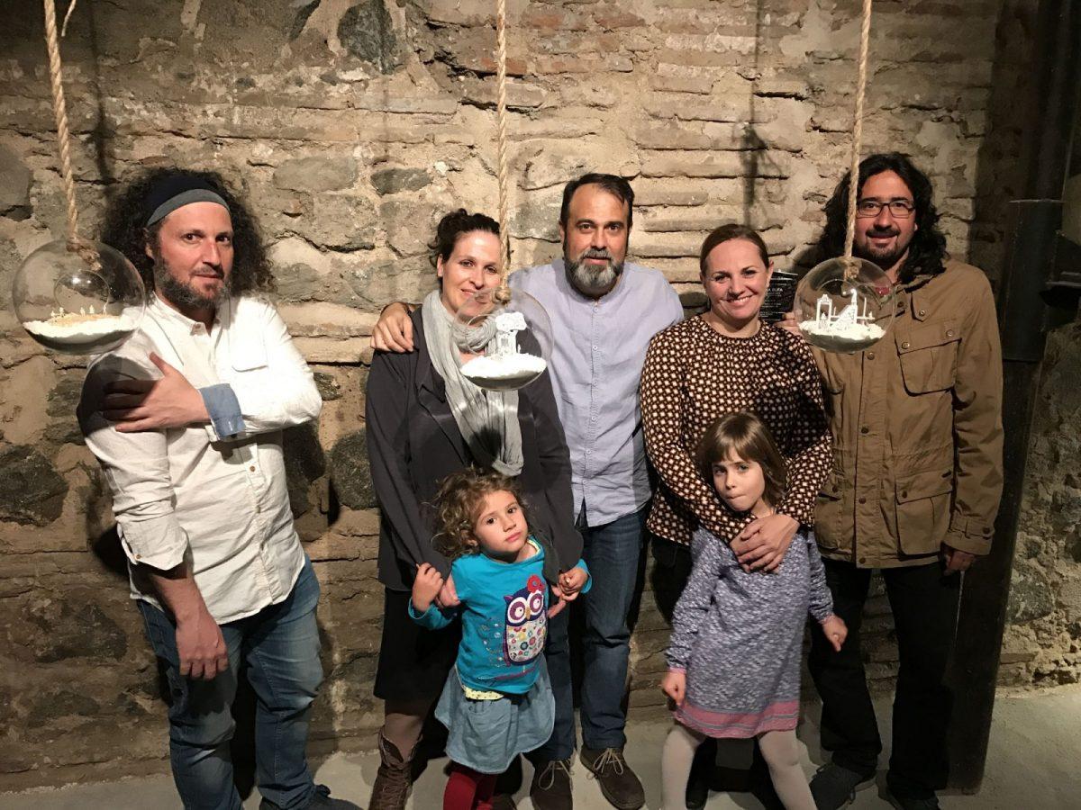 """La Cámara Bufa acoge hasta el 30 de abril la muestra """"Mucho ruido"""", que repasa los 20 años de la compañía teatral ETR"""