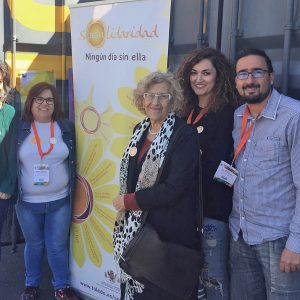 l Ayuntamiento de Toledo, referente en el Foro Mundial sobre las Violencias Urbanas con su iniciativa Solidaridad 365+1