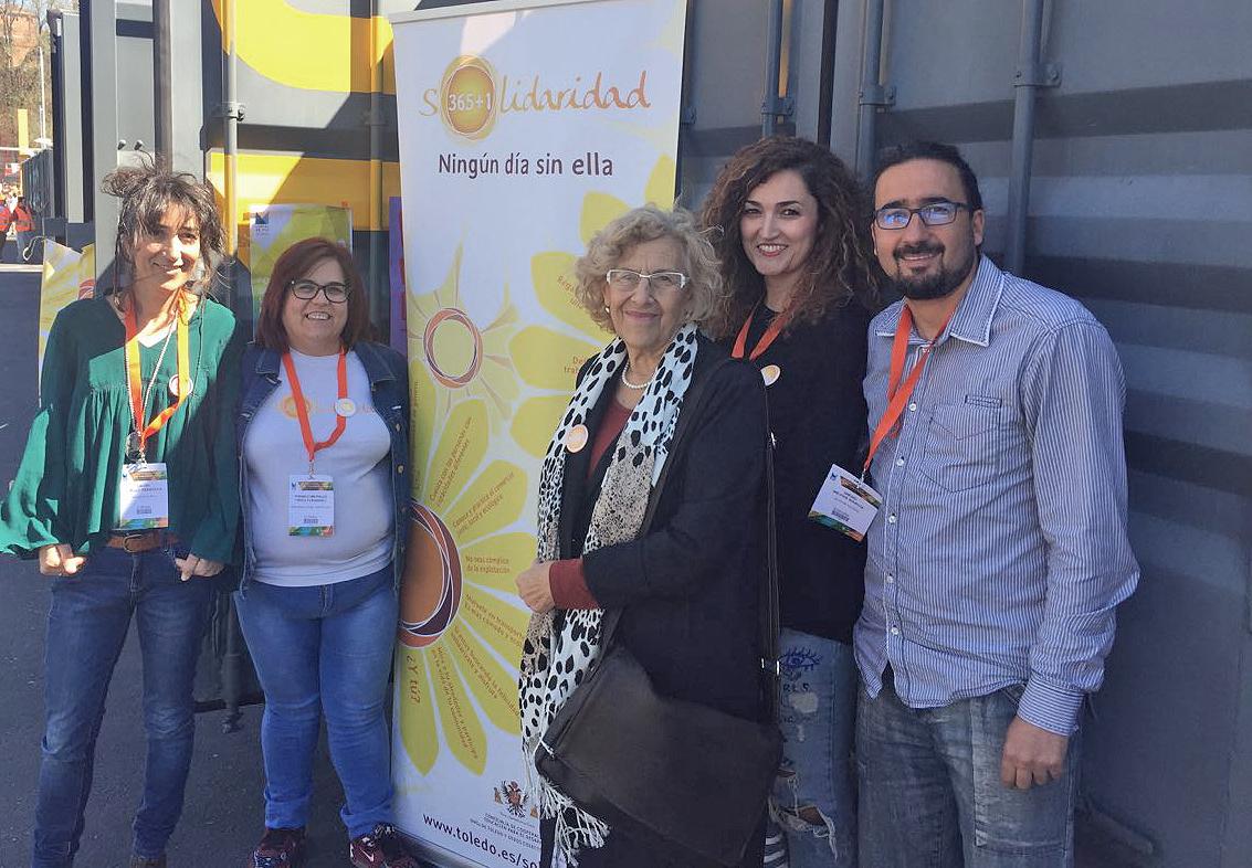 http://www.toledo.es/wp-content/uploads/2017/04/fciudadesviolencia.jpg. El Ayuntamiento de Toledo, referente en el Foro Mundial sobre las Violencias Urbanas con su iniciativa Solidaridad 365+1