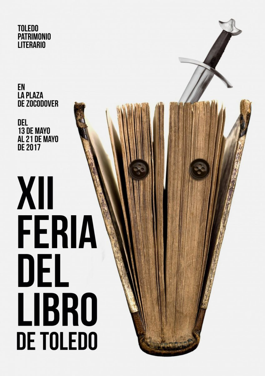 https://www.toledo.es/wp-content/uploads/2017/04/feria-del-libro-848x1200.jpg. XII Feria del Libro. Voix Vives