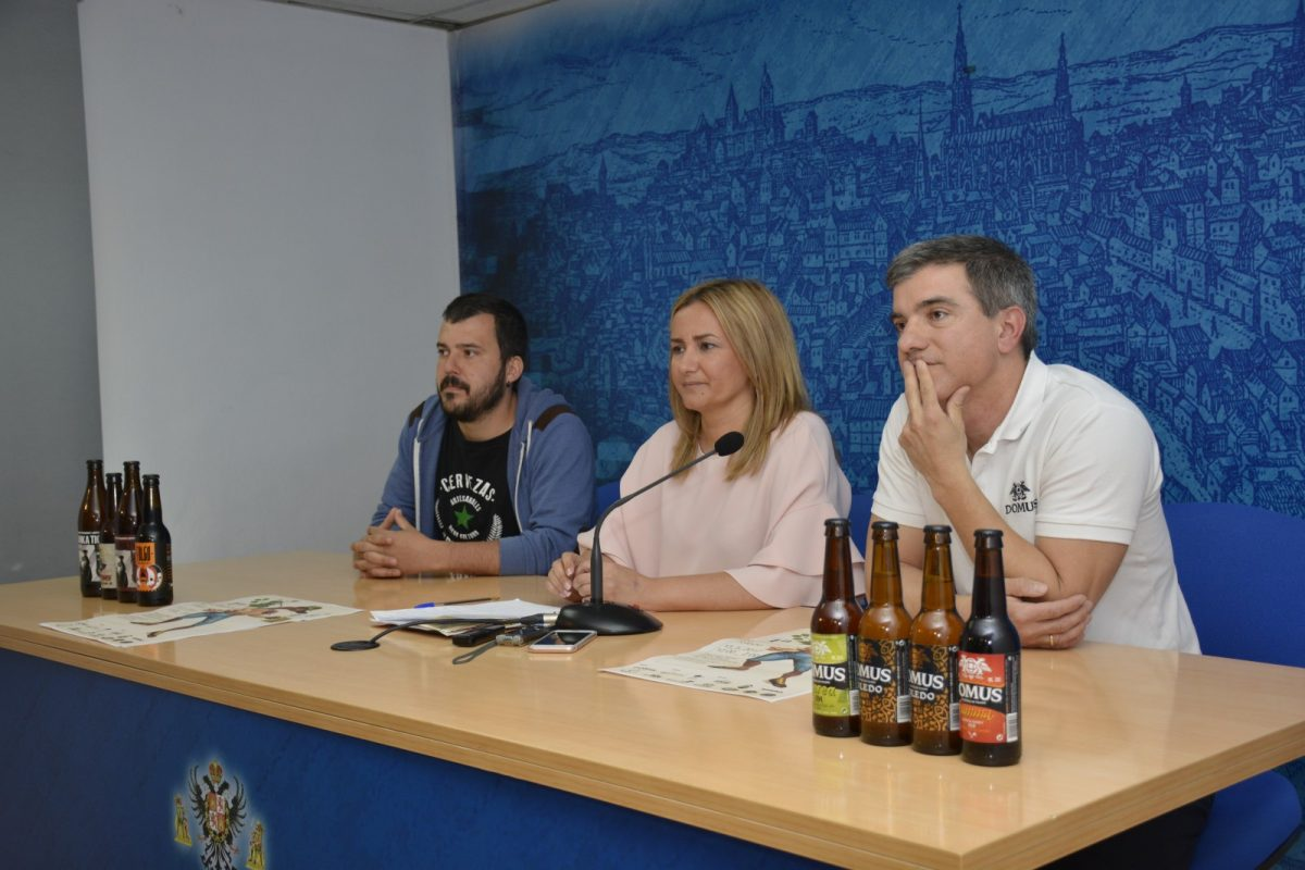 Toledo acoge el 13 de mayo la Fiesta de la Cerveza Artesana con la presencia de nueve marcas cerveceras de la provincia