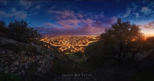 Ya se conoce la fotografía ganadora del segundo concurso #Toledoenamora, cuyo premio es una cena para dos personas