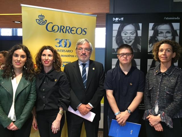 El Gobierno local respalda la exposición fotográfica XTuMirada de Down Toledo e incide en romper estereotipos y prejuicios