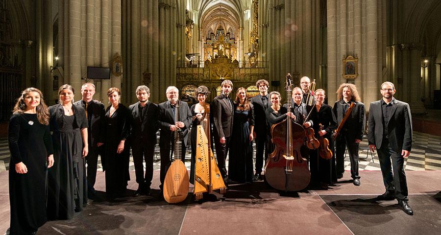 https://www.toledo.es/wp-content/uploads/2017/04/la-grande-chapelle-en-concierto1.jpg. IV Edición del Festival de Música El Greco en Toledo