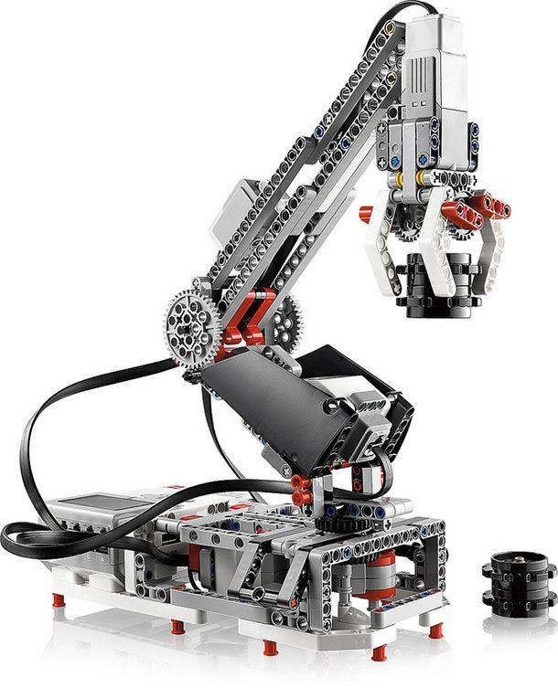 Taller de Lego Mindstorn