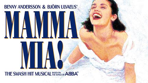 """Musical """"Mamma Mia"""""""