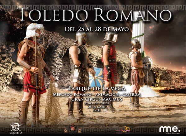 30 Aniversario de 'Toledo Ciudad  Patrimonio de la Humanidad': Toledo Romano