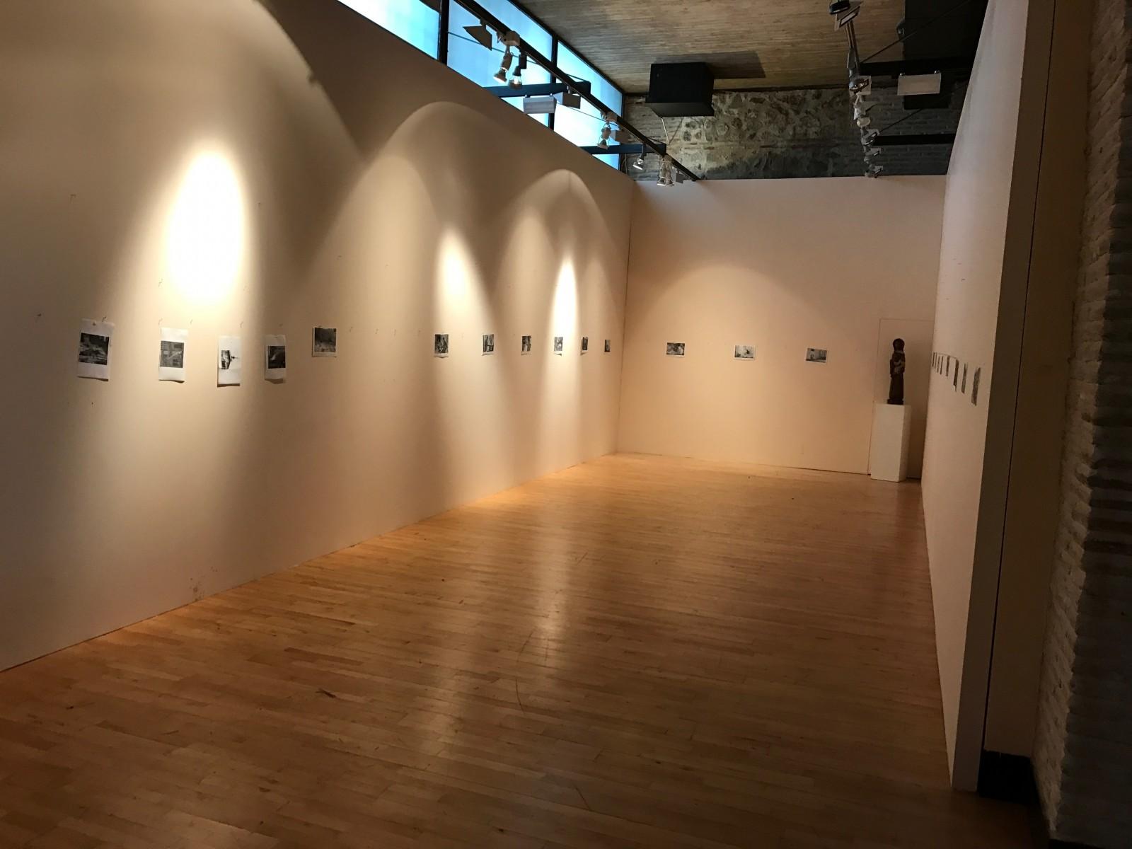 Montaje exposición 153 años Bomberos de Toledo30 años Pablo Carrasco (10)