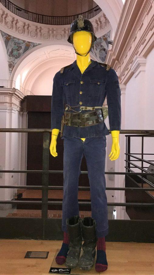 Montaje exposición 153 años Bomberos de Toledo30 años Pablo Carrasco (19)