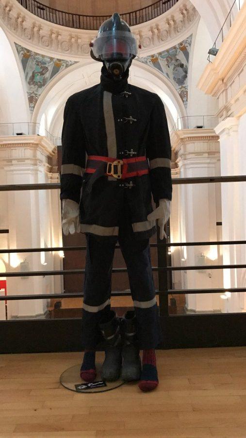 Montaje exposición 153 años Bomberos de Toledo30 años Pablo Carrasco (20)