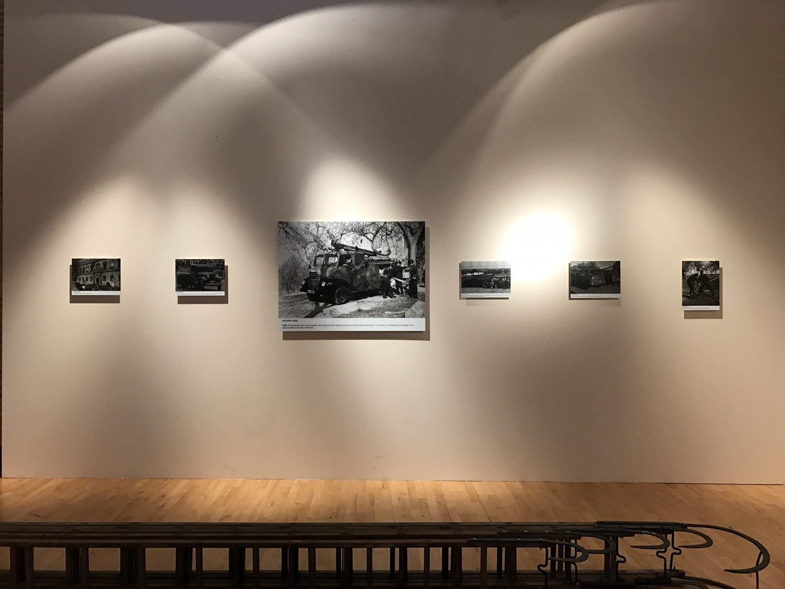 Montaje exposición 153 años Bomberos de Toledo30 años Pablo Carrasco (38)