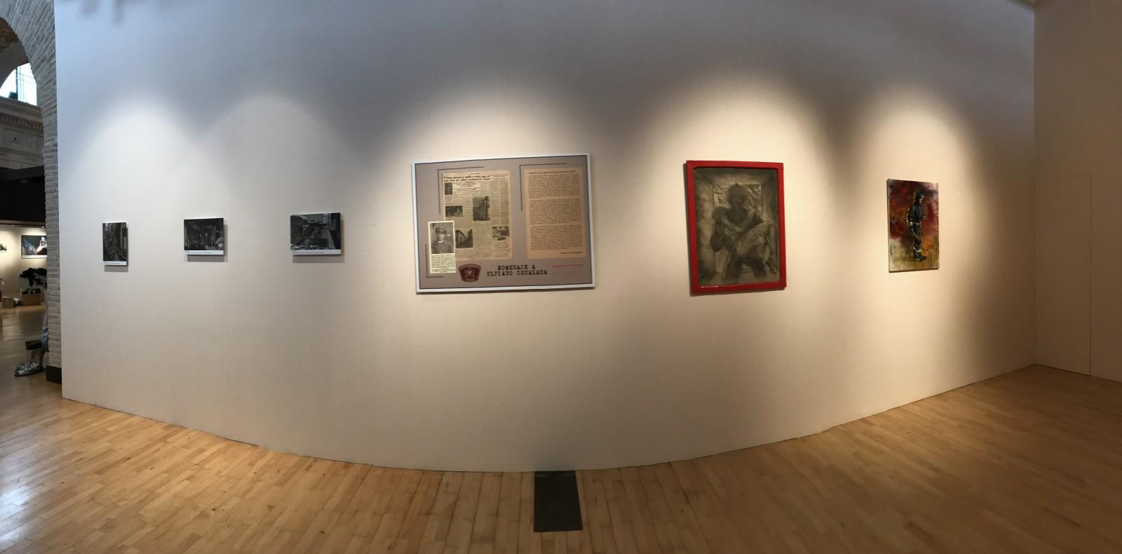 Montaje exposición 153 años Bomberos de Toledo30 años Pablo Carrasco (51)
