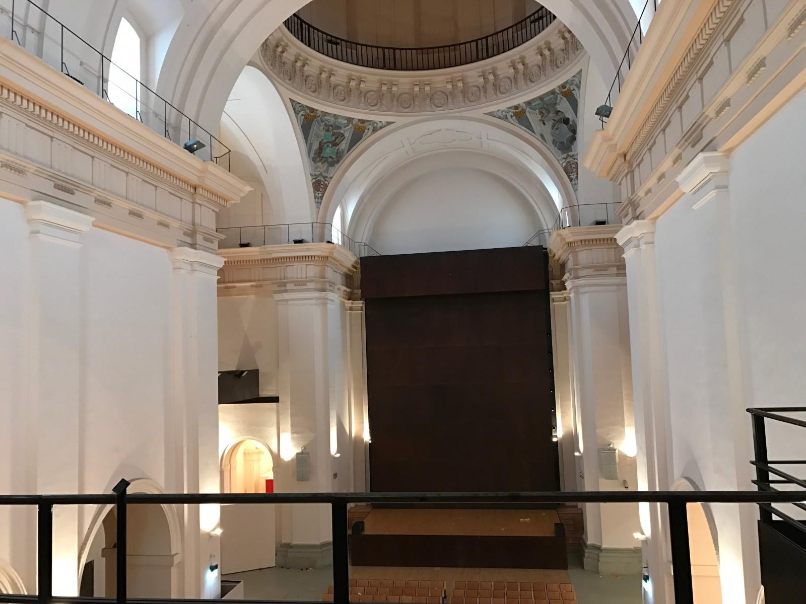 Montaje exposición 153 años Bomberos de Toledo30 años Pablo Carrasco (8)