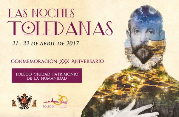 La Noche Toledana hará eclosionar el corazón de la ciudad con más de 70 propuestas culturales y artísticas en dos días