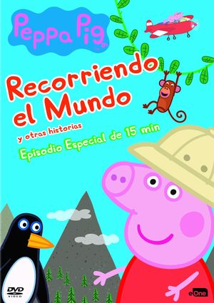 PEPA PIG-Recorriendo el mundo y otras historias