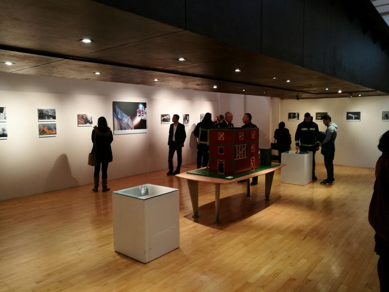 Presentación de la Exposición 150 años Bomberos de Toledo30 años Pablo Carrasco (20)