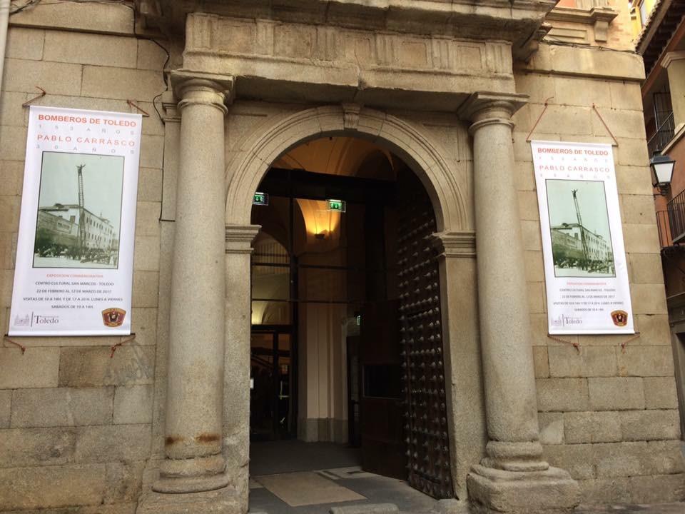 Exposición 150 años Bomberos de Toledo30 años Pablo Carrasco (27)