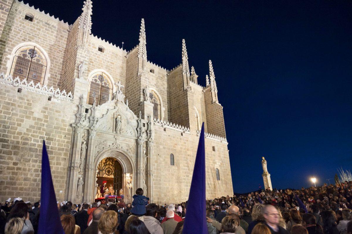 Las previsiones de ocupación hotelera durante la Semana Santa en Toledo se sitúan en el 85 por ciento